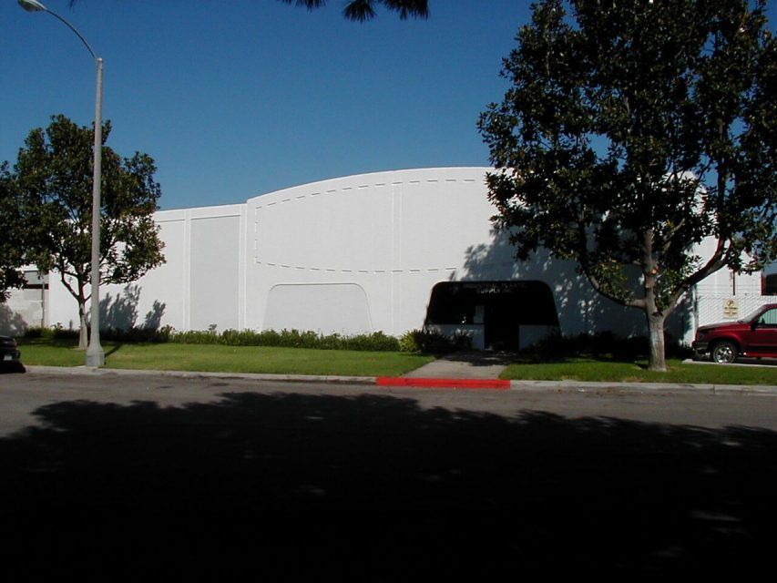 Our real building. Industrial Plastic Supply, Anaheim, CA - Orange County